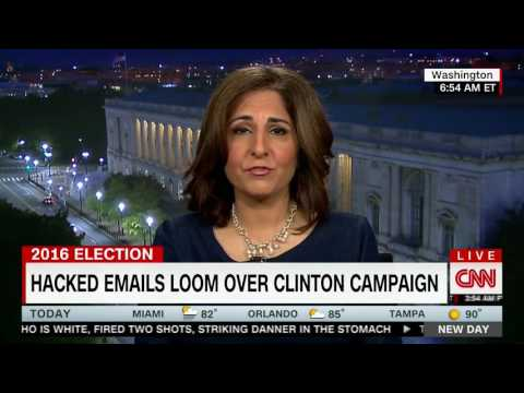 CNN's Cuomo Calls Out Clinton Advisor Neera Tanden For Refusing To Answer Questions On Wikileaks