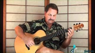 Quicksand Guitar Lesson Preview - Neil Hogan
