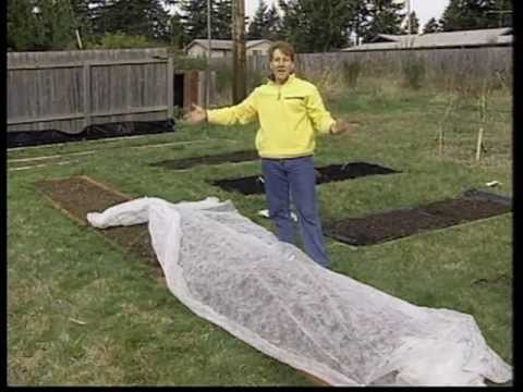 Marvelous Garden Row Covers