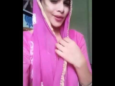 Spana Chaudhary Selfivideo..song Badal M Luk Rha Vhand Ri Gori