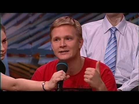 Дмитрий Иванов (kamikadzedead) на Первом канале
