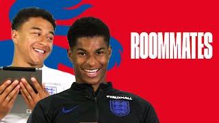 Rashford39s Worst Habit and Lingard39s Sporting Hero  Lingard and Rashford  Roommates