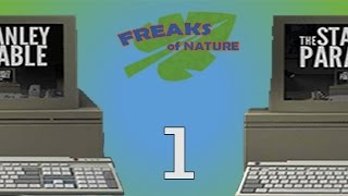 Getting Zero Progess Done! - THE STANLEY PARABLE - Part 1 [Freaks Of Nature]