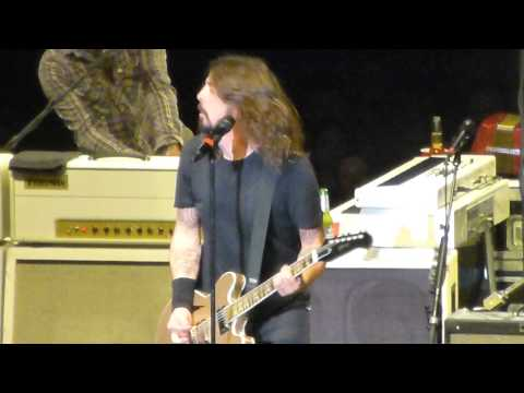 Foo Fighters - Detroit Rock City (W/ Paul Stanley) (The Forum,Los Angeles CA 1/10/15)