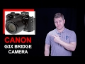 Review of the Canon G3x Bridge camera