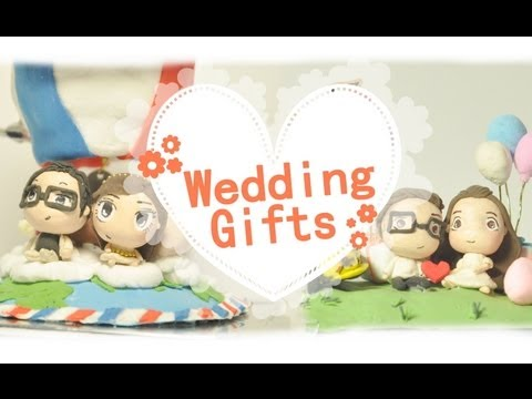 Showcase : Handmade Wedding Gifts