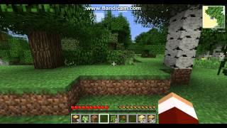 Мод Timber для Майнкрафт 1.7.10