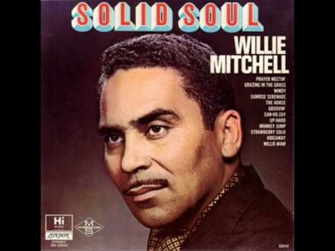 Willie Mitchell - Grooving