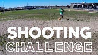 Lacrosse 2 Ball Shooting Challenge | Paul