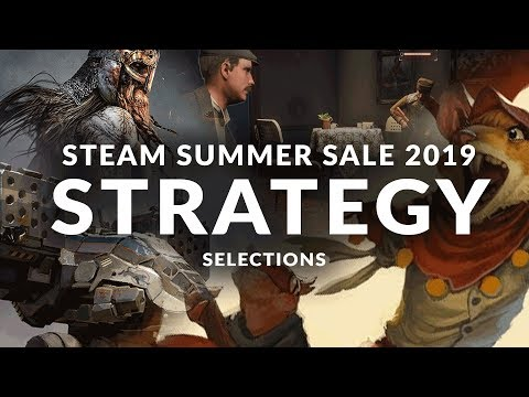STEAM SUMMER SALE 2019 - Six Strategy Selections