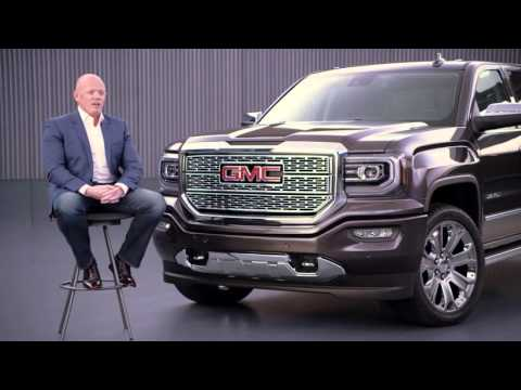 The New 2016 GMC Sierra 1500   Design Is In The Details