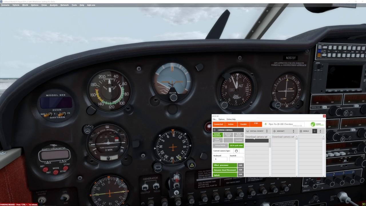 Fsx ezca 2 0 | PMDG 747 #2 - 2019-04-10
