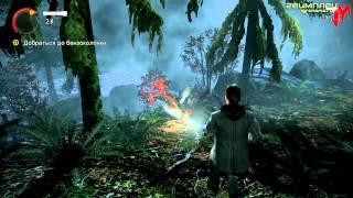 ▶ Alan Wake - First Gameplay, part 2 [RU]