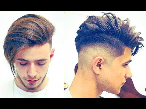 Long Hairstyles for Men 2018 | Modern Hairstyle For Men 2018 | Men's New Stunning Hairstyle 2018