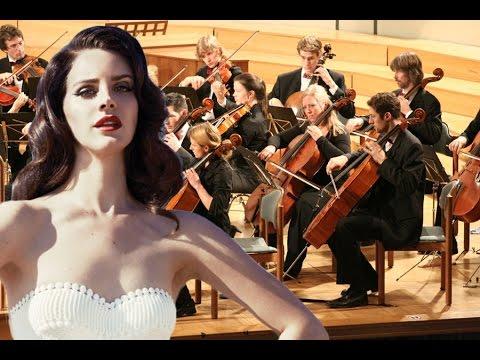 Lana Del Rey - Video Games Symphonic Orchestra Cover