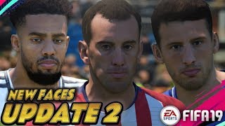FIFA 19 | NEW 20 AMAZING FACES AND STARHEADS RETURNS