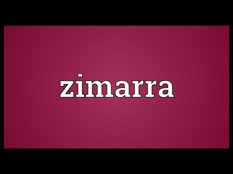 Header of zimarra