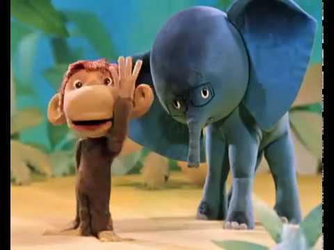 Мультфильм как удав передает мартышке привет