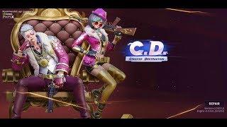 Creative Destruction FRIDAY FUN Live Streaming $¥