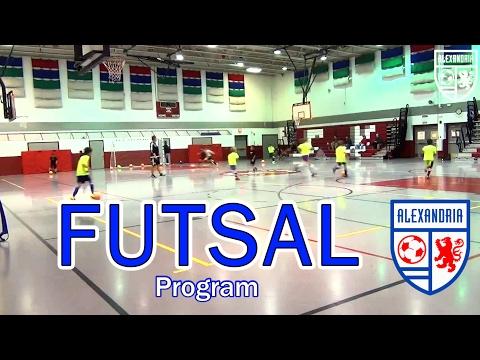 ASA Futsal Program ► Alexandria Soccer ◄