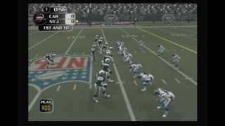 NFL Gameday 2004 Panthers at Jets