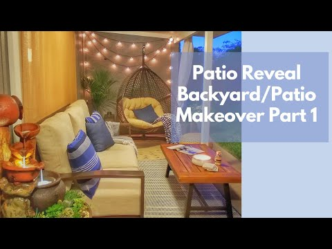Patio Makeover 2019 + Backyard Makeover Ideas Part 1