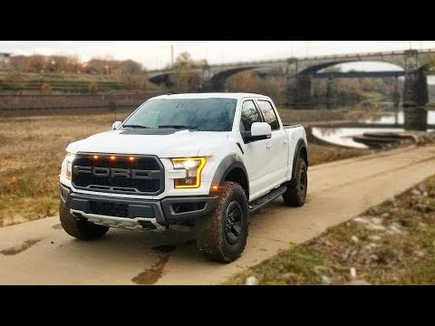 I Bought My Dream Truck! (2018 Ford Raptor)