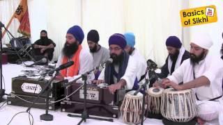 Arti Arta by Sukhy Baba - BOSS Sikhi Camp 2013 #1
