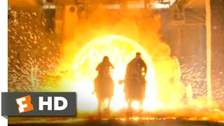Robin Hood (2018) - Horse-Carriage Death Race Scene (5/10) | Movieclips