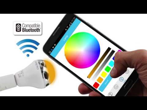 Clipsonic Haut Bluetooth® Ampoule Led Compatible Technology Parleur Tec581 ZTPkiOXuwl