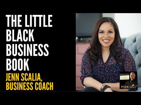The Little Black Business Book with Jenn Scalia
