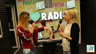 Repeat youtube video Amna ft. Adda - Fara aer (Live la Radio ZU)