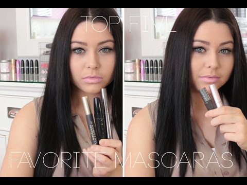 Top 5 Mascaras for Thick & Long Lashes ♡ High End & Drugstore ...