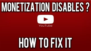 Video RE ENABLE YOUTUBE MONETIZATION TAB AFTER GETTING DISABLED NEW 100% WORKING 2015 download MP3, 3GP, MP4, WEBM, AVI, FLV Agustus 2018