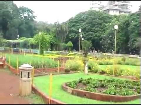 Hanging Garden  Malabar Hill - Mumbai (Maharashtra)