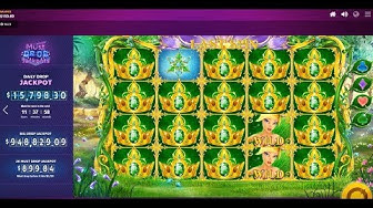 Must Drop vegas william hill Mega Big Win  Jackpot .winter wonders slot.Free Spins