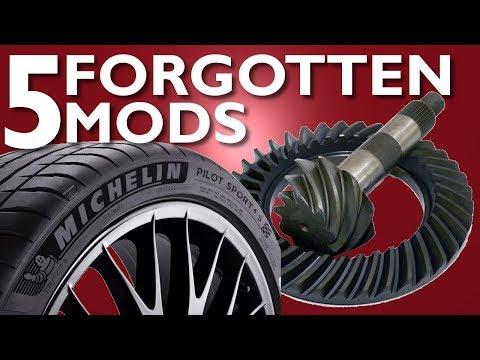 5 Forgotten Car Mods