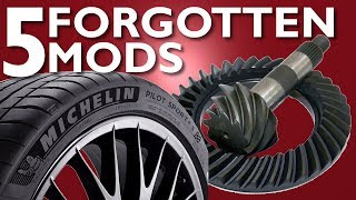 5 Forgotten (Underappreciated) Car Mods