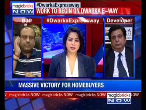 Work to begin on Dwarka Expressway – The Urban Debate
