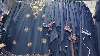 Latest 2019 Abaya Burqa collection Aaj ka vlog bohot interesting hai   New Abaya Burqa design 2019