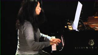 Chenyin Li plays Chopin Mazurka in A minor op 68 no 2