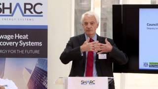 SHARCH Launch   Councillor Graham Chapman