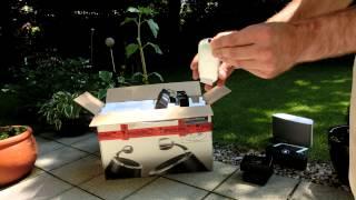 Philips DS9800W Fidelio SoundSphere Unboxing