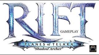 """RIFT Online """"Shadow Archer"""" GAMEPLAY"""