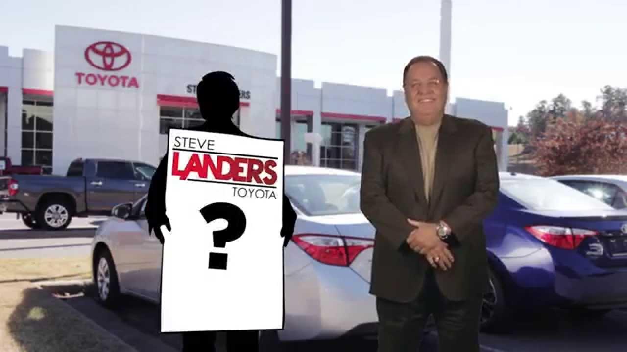 Steve Landers Toyota In Little Rock, Arkansas