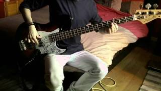 Muse - Thoughts of a dying atheist [Bass Cover]