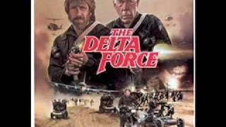 chuck norris soundtrack - delta force