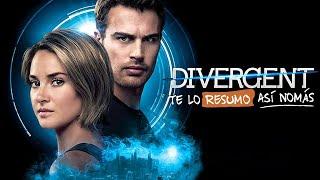 La Saga de Divergente | #TeLoResumo