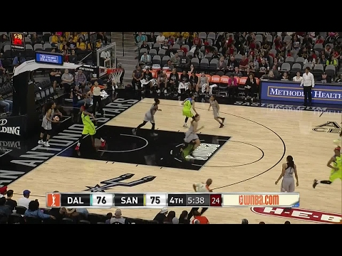 Skylar Diggins-Smith's Top Plays of May