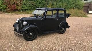 Austin 7 Pearl Cabriolet 1937 - Bradley James Classics